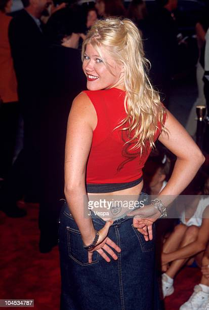 Sarah Ann Morris during Bring It On Premiere at Mann Bruin Theatre in Westwood California United States