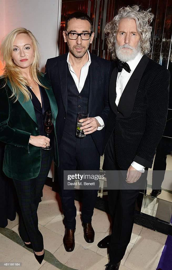 The Rake Magazine And Claridge's Celebrate London Collections: Men : News Photo