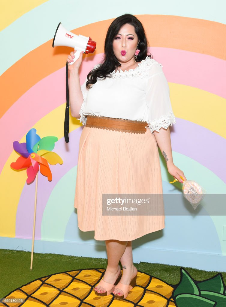 Sarah Anne @tonsablush #xeharcurvy Xehar Launches #AConfidentYou Curvy Line Competition on June 3, 2017 in Los Angeles, California. Winner gets their own fashion line!