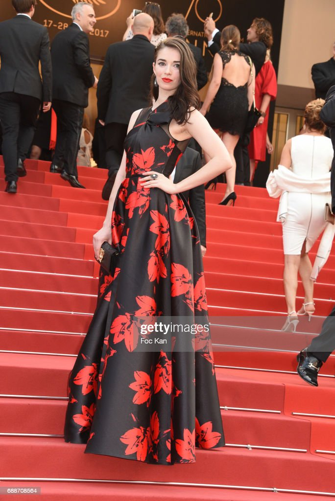 """Twin Peaks"" Red Carpet Arrivals - The 70th Annual Cannes Film Festival"