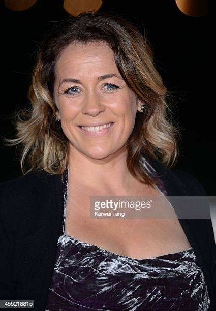 Sarah Beeny attends The Sun Military Awards at the National Maritime Museum on December 11 2013 in London England