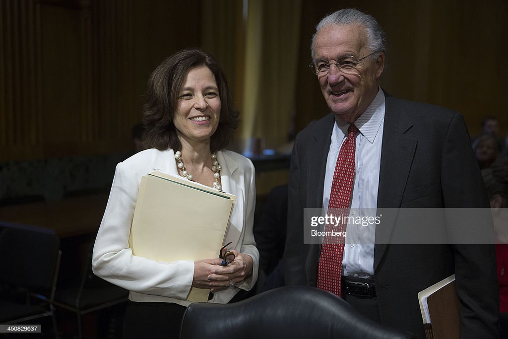 Senate Finance Committee Confirmation Hearing For Sarah Bloom Raskin As Deputy Treasury Secretary
