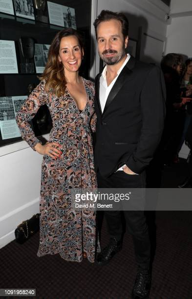 Sarah Boe and Alfie Boe attend an after party celebrating Animal Requiem A Concert To Celebrate Honour All Animals by Rachel Fuller at BAFTA...