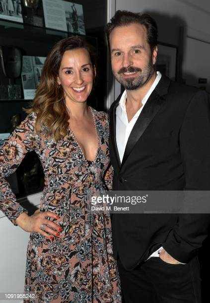 Sarah Boe and Alfie Boe attends an after party celebrating Animal Requiem A Concert To Celebrate Honour All Animals by Rachel Fuller at BAFTA...