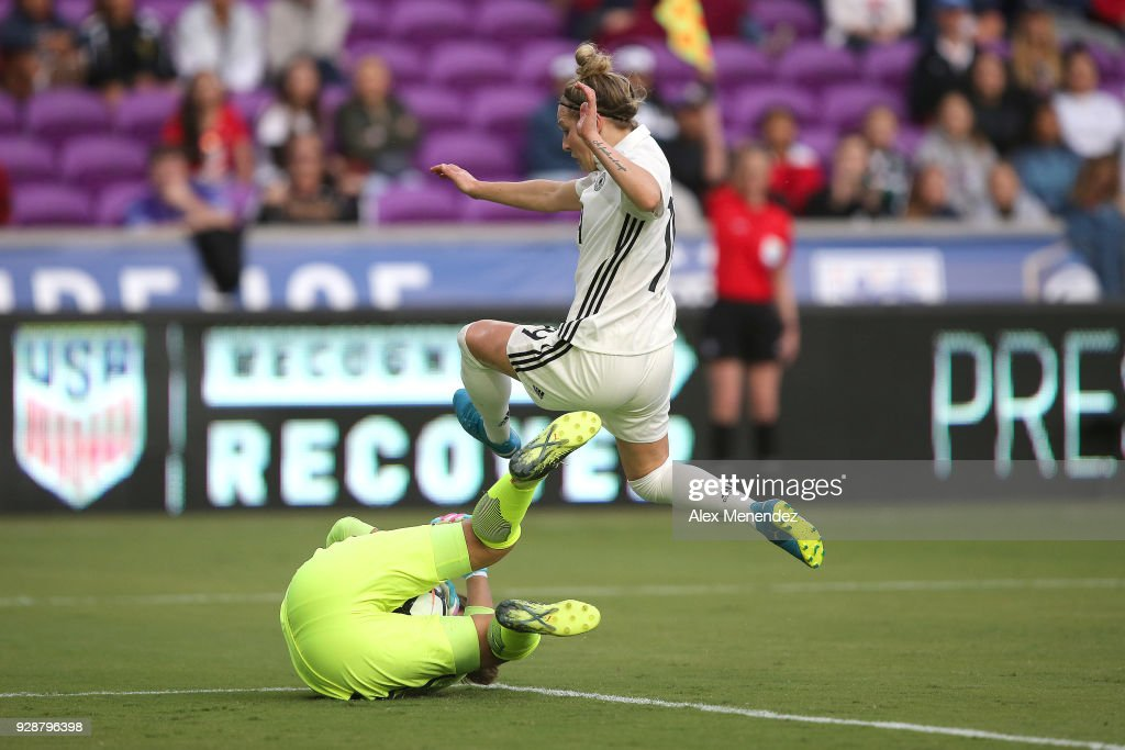 2018 SheBelieves Cup - France v Germany
