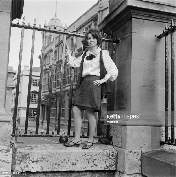 Sarah BoydCarpenter the daughter of Conservative MP John BoydCarpenter whilst studying at Oxford University UK 4th March 1966 She is the editor of...