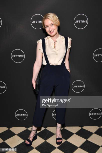 Sarah Brown attends the 'American Beauty Star' premiere at Gramercy Terrace at The Gramercy Park Hotel on September 19 2017 in New York City