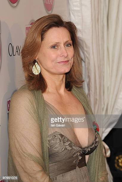 Sarah Brown attends the Cosmopolitan Ultimate Women Of The Year Awards at Banqueting House on November 11 2009 in London England