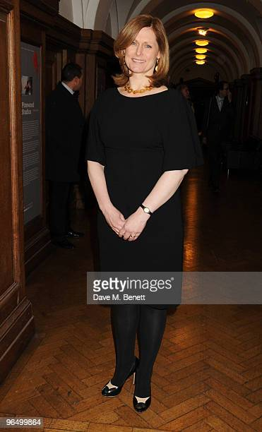 Sarah Brown attends the London Evening Standard British Film Awards 2010 at The London Film Museum on February 8 2010 in London England
