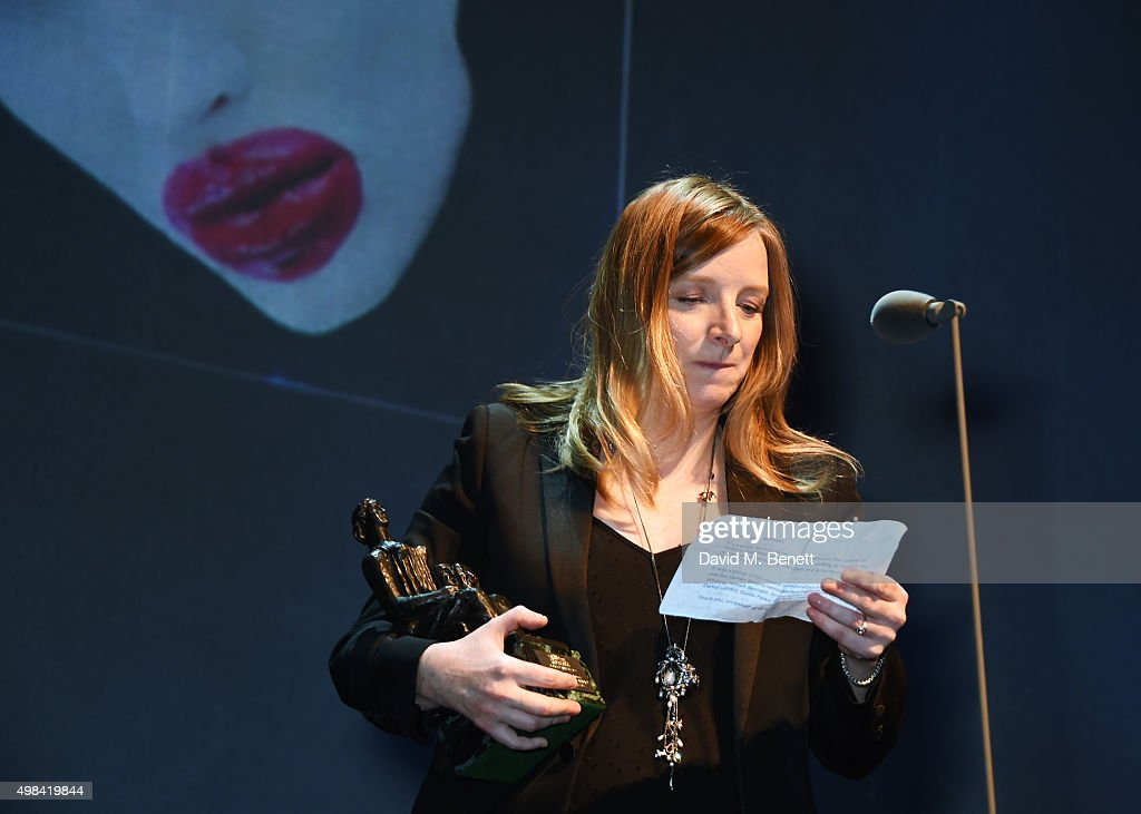 The London Evening Standard Theatre Awards In Partnership With The Ivy - Inside Ceremony : News Photo