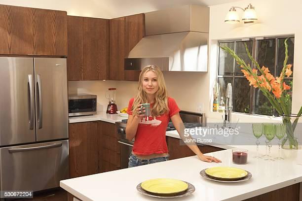 Sarah Carter at Home
