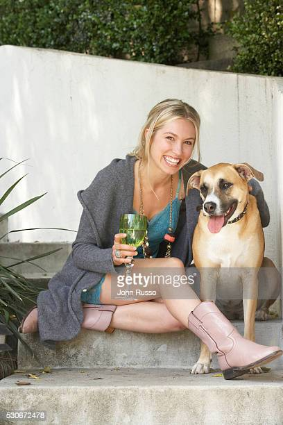 Sarah Carter at Home