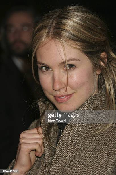 Sarah Carter during Focus Features' Something New Los Angeles Premiere Arrivals at Cinerama Dome / Cabanna Club in Hollywood California United States