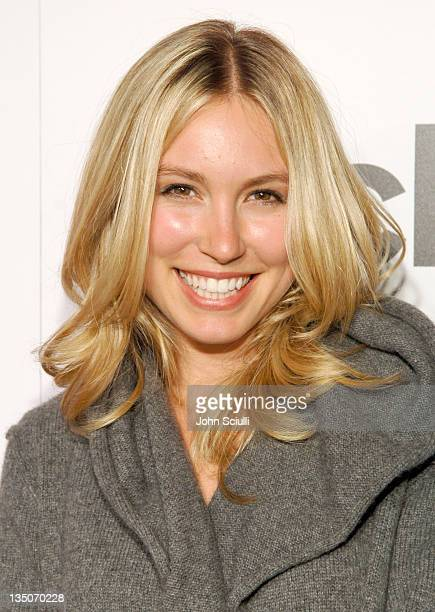 Sarah Carter during Lucky Magazine Hosts Party to Celebrate LA Shopping Guide at Milk Boutique at Milk Boutique in Los Angeles California United...