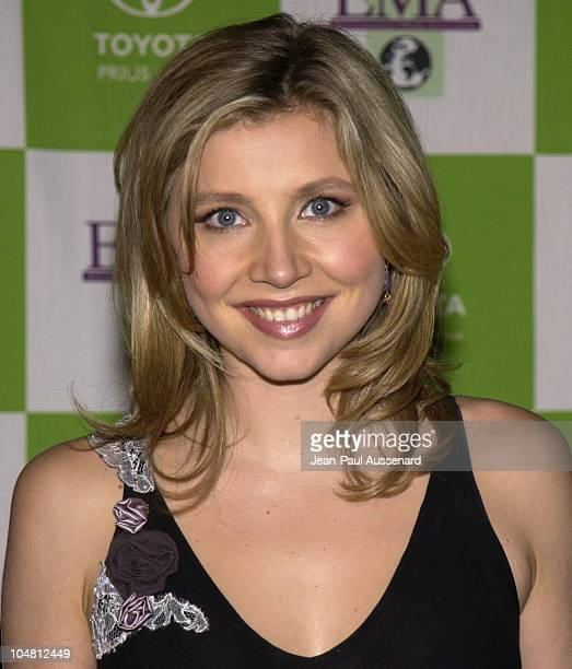 Sarah Chalke during 12th Annual Environmental Media Awards at Wilshire Ebell Theatre in Los Angeles, California, United States.