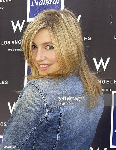 Sarah Chalke during 2nd Annual Danny Seo's SuperNatural Super Suite at The W Hotel in Westwood California United States