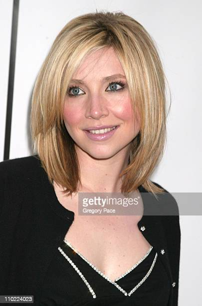 Sarah Chalke during 4th Annual Tribeca Film Festival Alchemy Premiere Arrivals at Regal Battery Park City Theater in New York City New York United...