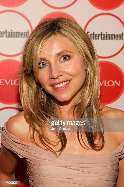 Sarah Chalke during Entertainment Weekly Magazine 4th Annual Pre-Emmy Party - Inside at Republic in Los Angeles, California, United States.