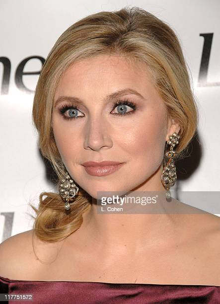 Sarah Chalke during Lifetime Presents Why I Wore Lipstick to My Mastectomy Los Angeles Screening at Social in Hollywood California United States