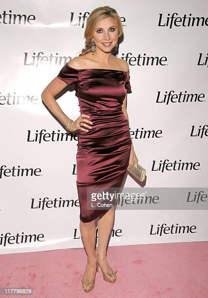 """Sarah Chalke during Lifetime Presents """"Why I Wore Lipstick to My Mastectomy"""" Los Angeles Screening at Social in Hollywood, California, United States."""