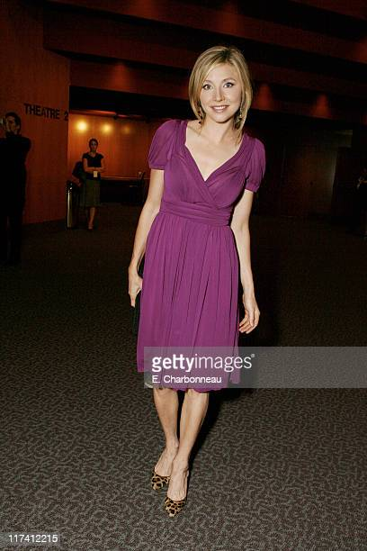 """Sarah Chalke during Los Angeles Premiere of DreamWorks """"The Last Kiss"""" at Director's Guild of America in Los Angeles, CA, United States."""