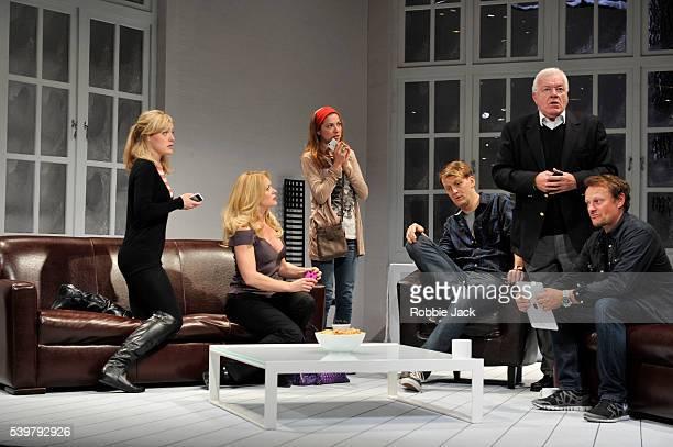 Sarah Chamberlain as Debra Andree Bernard as Eve Ruth Everett as Francis Paul Trussell as Alan Philip Voss as Charles and Neil Stuke as Brian in...