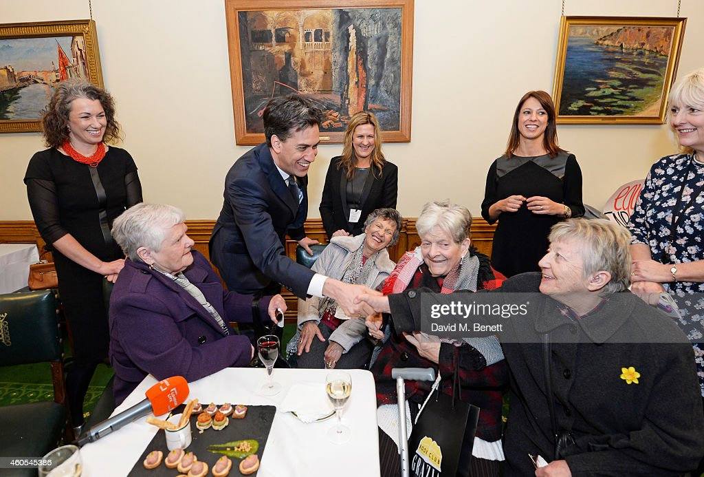 Grazia Celebrates Landmark Parliamentary Vote On Equal Pay : News Photo