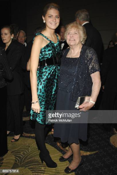 Sarah Chilton and Dorothy Kavanagh attend THE NEW YORK BOTANICAL GARDEN Hosts a Festive Dinner in Honor of ROLEY NOLAN MAUREEN CHILTON at Mandarin...