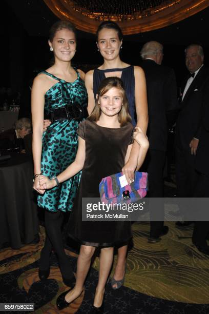 Sarah Chilton Charlotte Chilton and Hope Chilton attend THE NEW YORK BOTANICAL GARDEN Hosts a Festive Dinner in Honor of ROLEY NOLAN MAUREEN CHILTON...