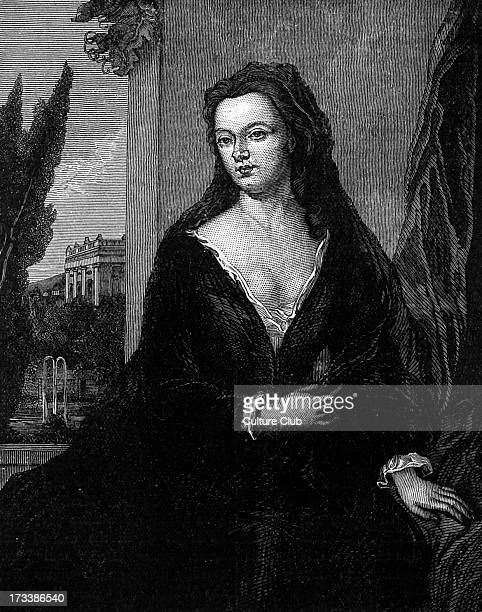 Sarah Churchill Duchess of Marlborough after the portrait by Sir Peter Lely Duchess rose to be one of the most influential women in British history...