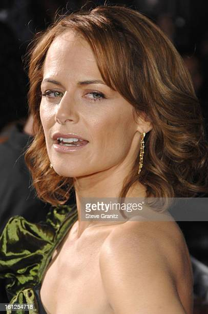 "Sarah Clarke arrives at the Los Angeles premiere of ""Twilight"" at the Mann Village and Bruin Theaters on November 17, 2008 in Westwood, California."