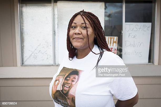 Sarah Coleman Dalvin Hollins' mother on Dec 22 in Tempe Ariz We still have no answers Coleman said If it were one of their [the police] kids they'd...