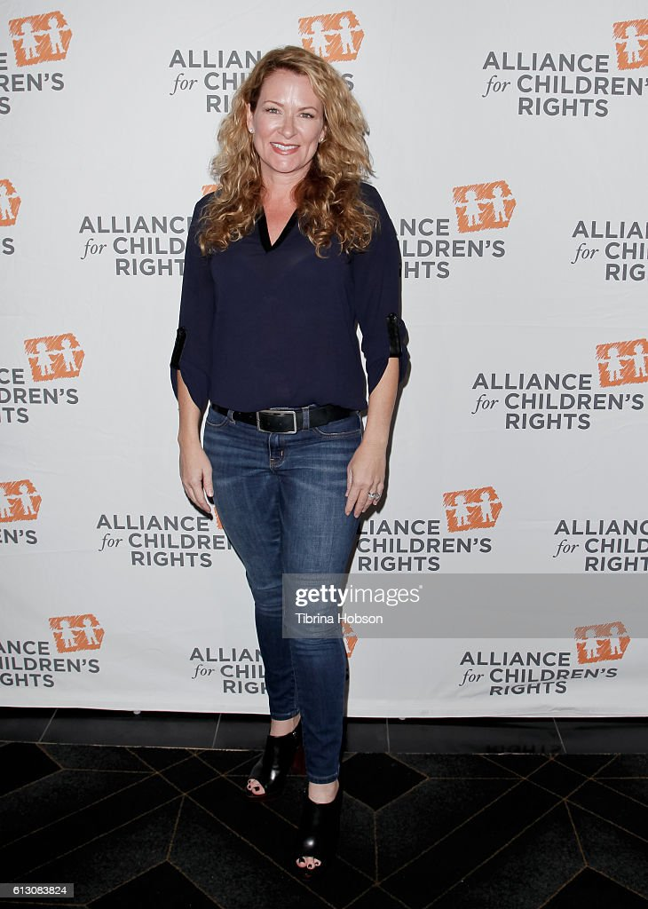 Sarah Colonna attends the 7th annual Right To Laugh Benefit at Avalon on October 6, 2016 in Hollywood, California.