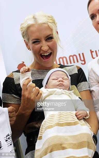 Sarah Connor Baby