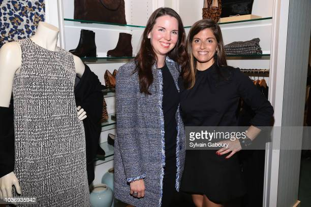 Atmosphere at Alzheimer's Drug Discovery Foundation's Fall Sip Shop At JMcLaughlin at JMcLaughlin on September 20 2018 in New York City