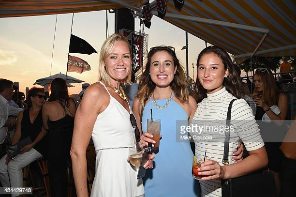Sarah Doyle Global Brand Director of W Hotels Worldwide attends All Aboard as W Hotels toasts the upcoming opening of W Amsterdam with 'Captains'...