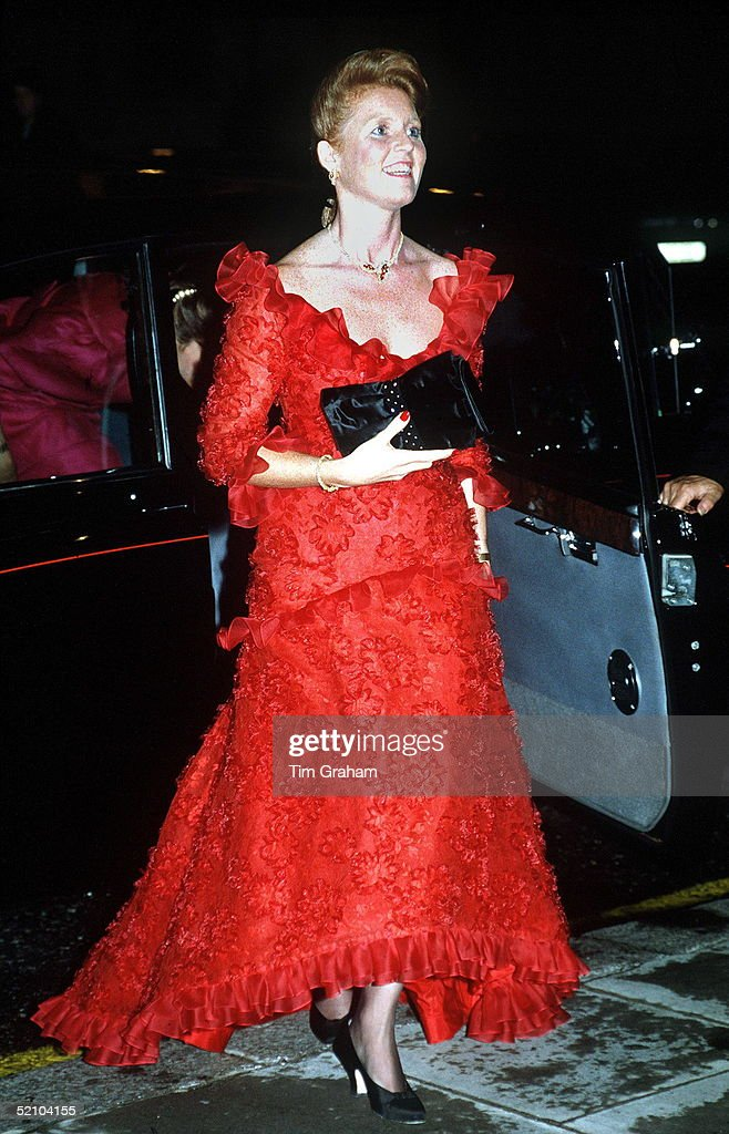 Duchess Of York At Opera : News Photo