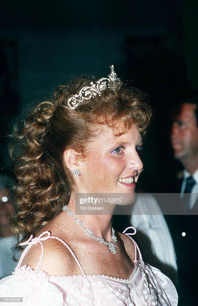 Duchess Of York Canada : News Photo