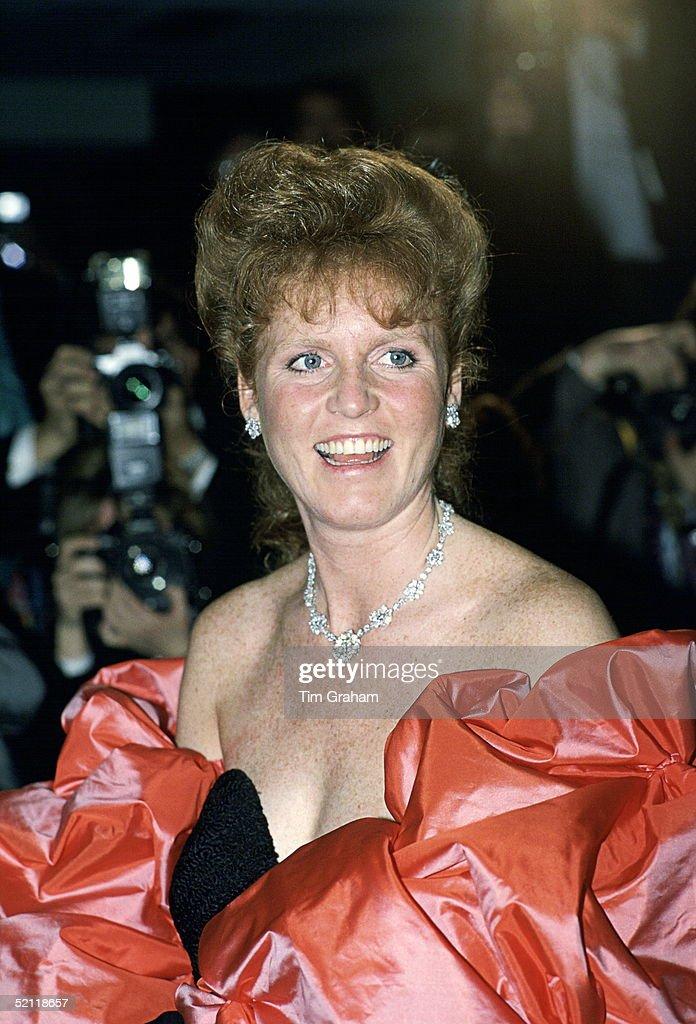Duchess Of York Gala Dinner L.a. : News Photo