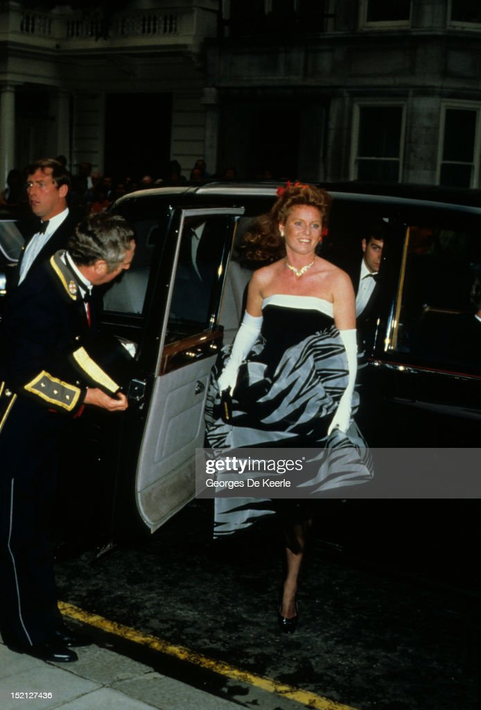 Sarah Ferguson : News Photo