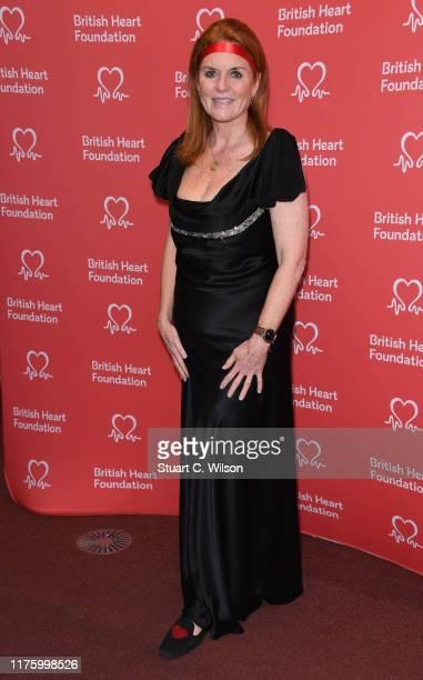 Sarah Duchess of York attends The Heart Hero Awards at Shakespeare's Globe on September 20 2019 in London England