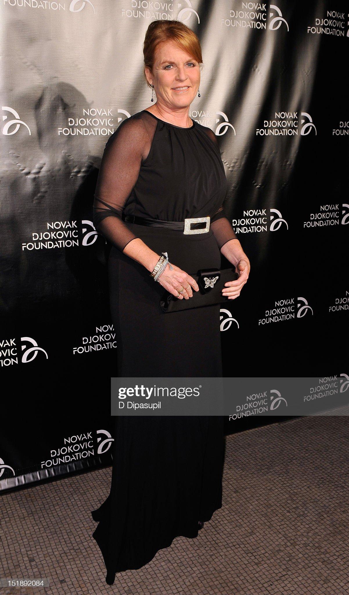The Novak Djokovic Foundation Inaugural Dinner - Red Carpet : News Photo