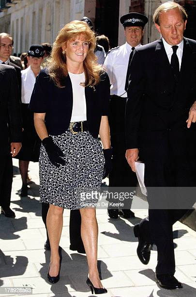 Sarah Duchess of York in 1990 ca in London England
