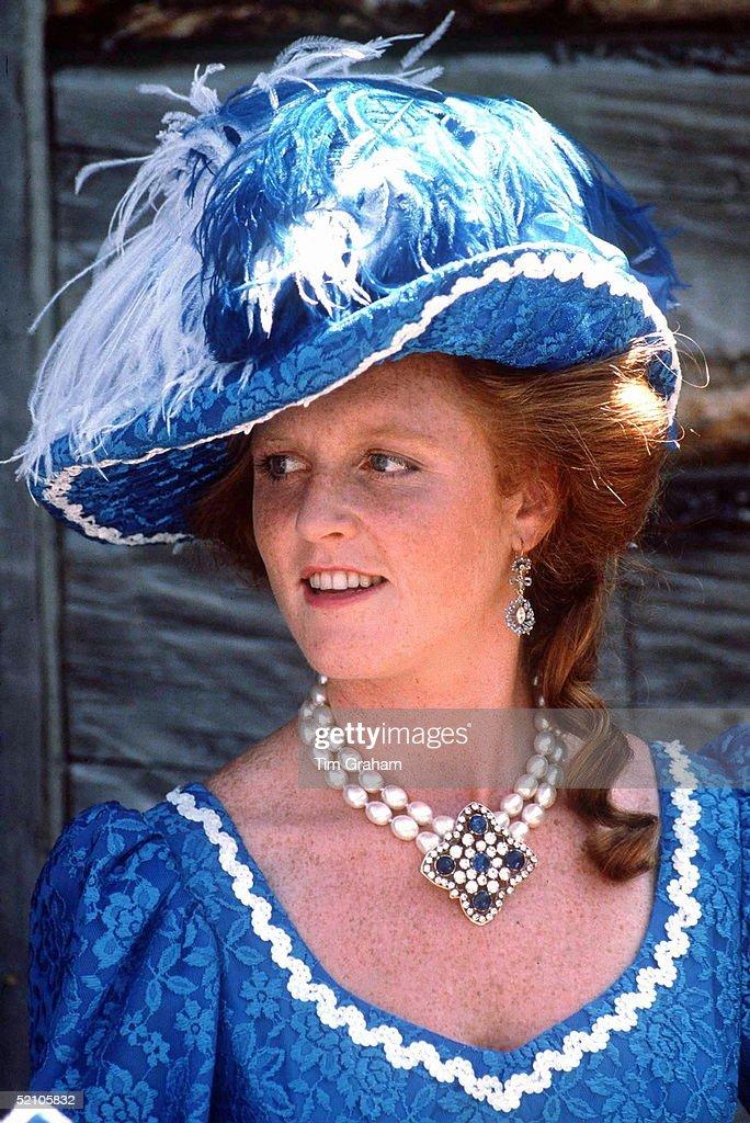 Duchess Of York : News Photo