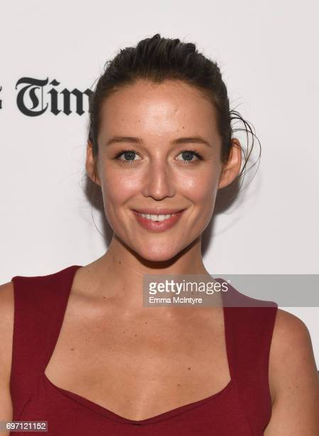 Sarah Dumont attends the 'Serpent' Premiere during the 2017 Los Angeles Film Festival at Arclight Cinemas Culver City on June 17 2017 in Culver City...