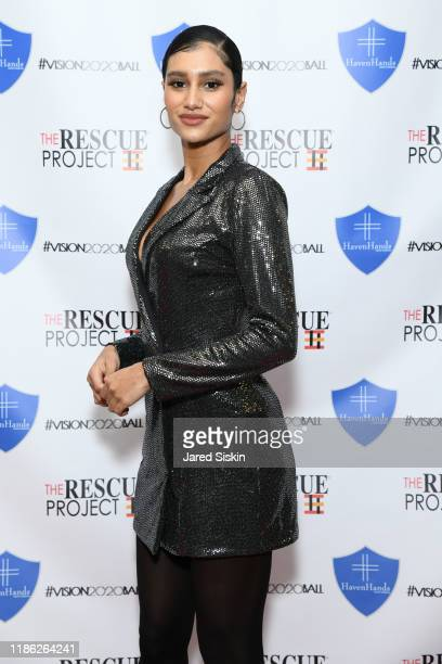 Sarah Elainna attends The 3rd Annual Vision 2020 Ball By The Rescue Project Haven Hands Inc Brought To You By AMAZZZING HUMANS at 4W43 on November 07...