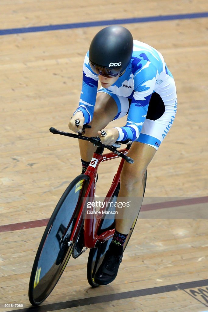 New Zealand Track Cycling Championships : News Photo