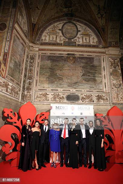 Sarah Felberbaum Annabel Scholey Richard Madden producers Matilde and Luca Bernabei Miriam Leone Alessandro Preziosi Alessandro Sperduti and...