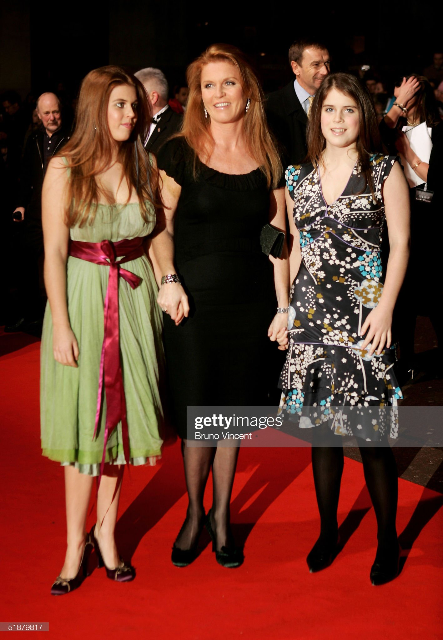 """The Aviator"" UK Premiere - Arrivals : News Photo"