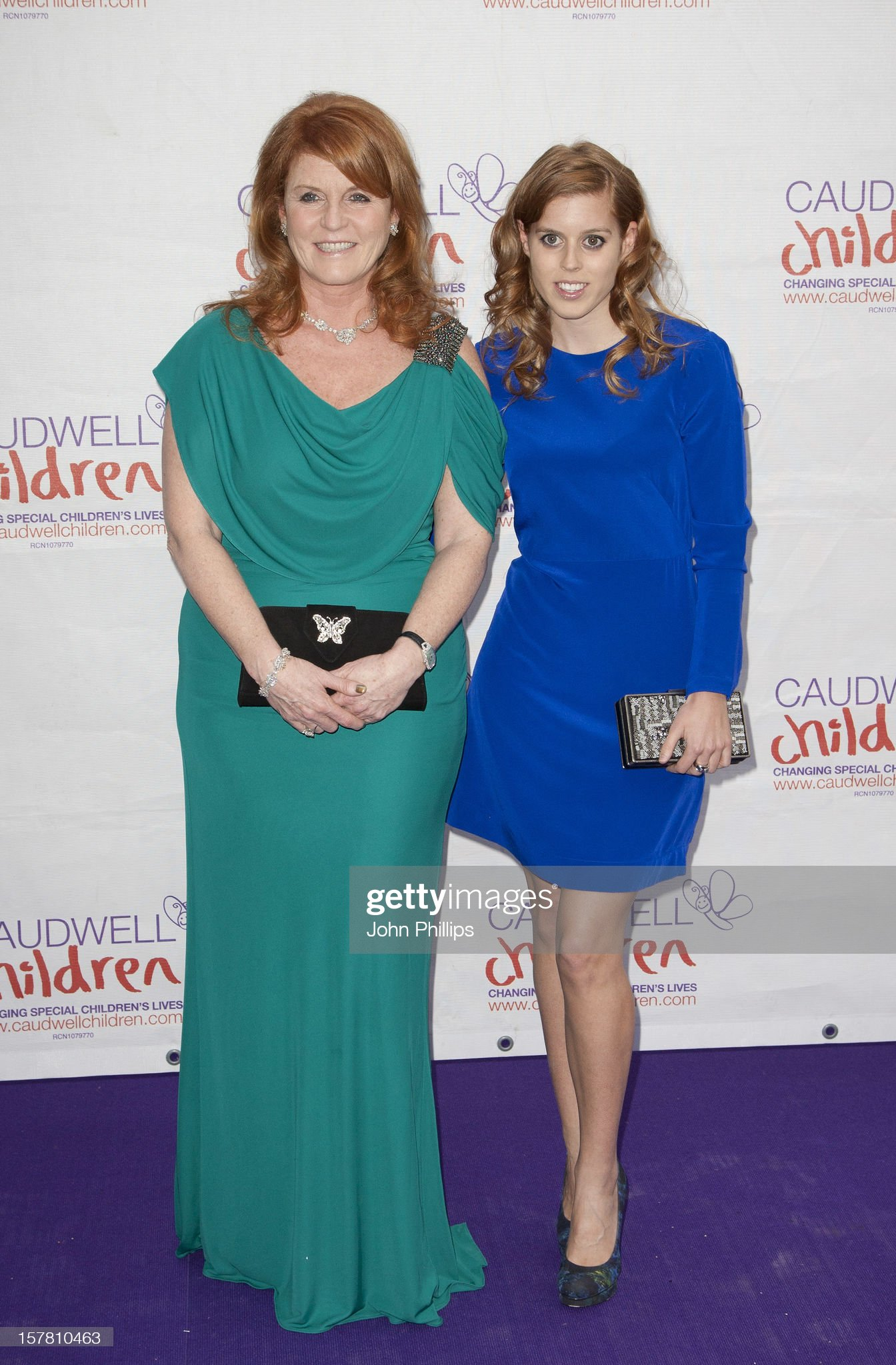 The Caudwell Children Diamond Butterfly Ball - London : News Photo